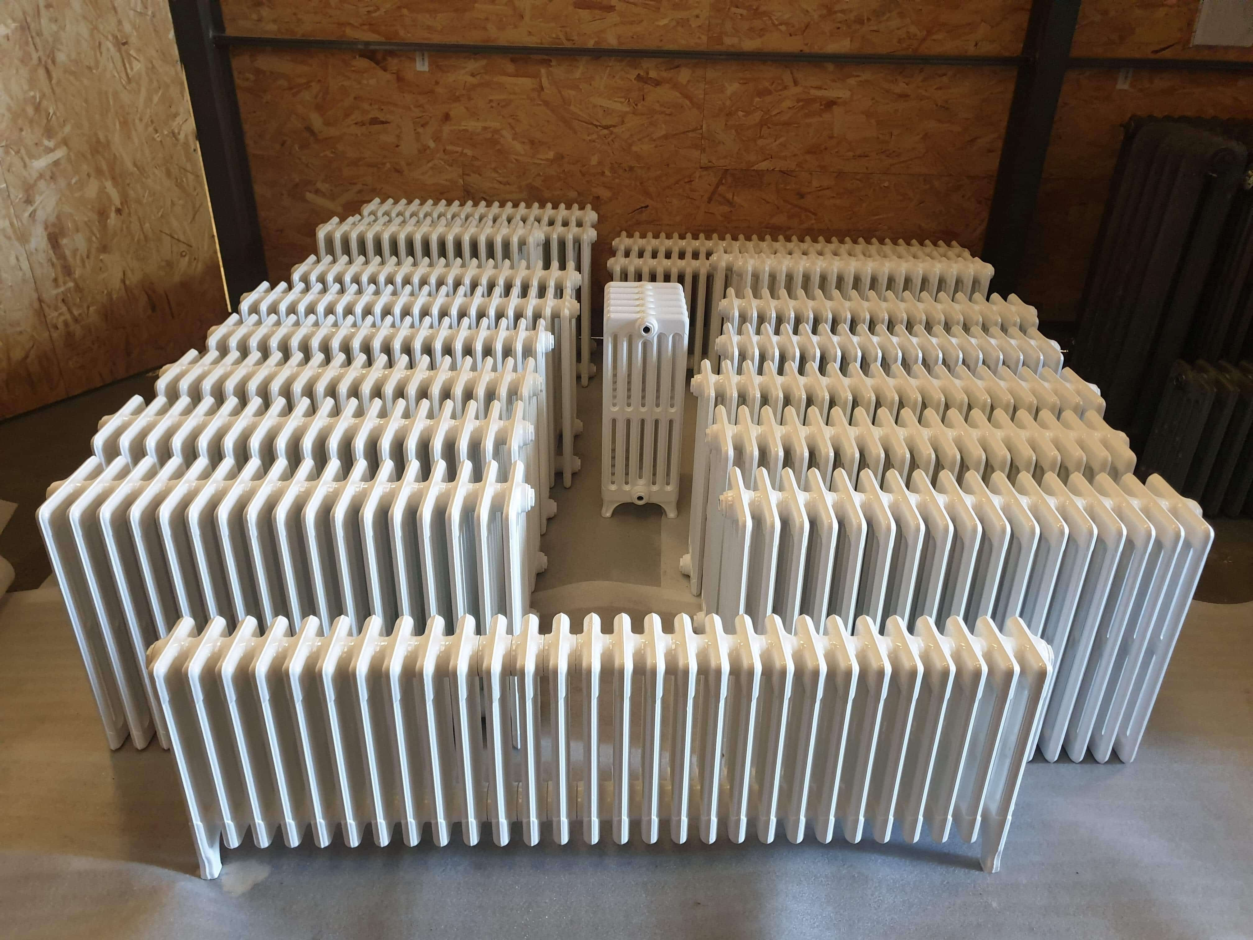 radiateurs en fonte r nov s d capage sablage. Black Bedroom Furniture Sets. Home Design Ideas
